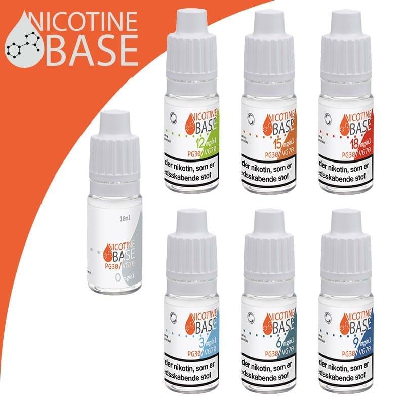 Nikotin Baser 10ml