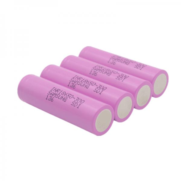 Samsung 30Q 18650 3000mAh 15A akkumulátor - INR18650-30Q