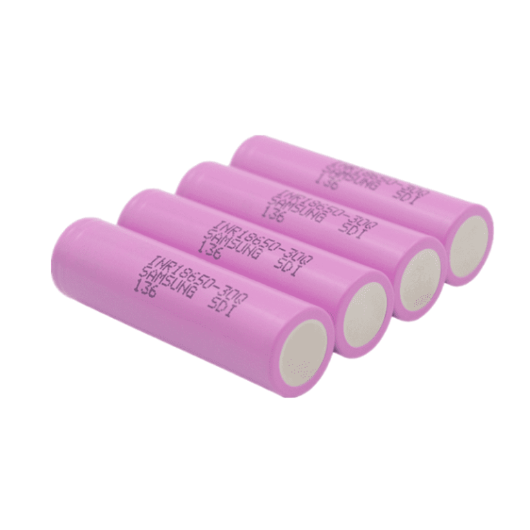 Samsung 30Q 18650 3000mAh 15A Batteri - INR18650-30Q