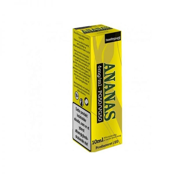 Sundbygaard - Ananas 10 ml