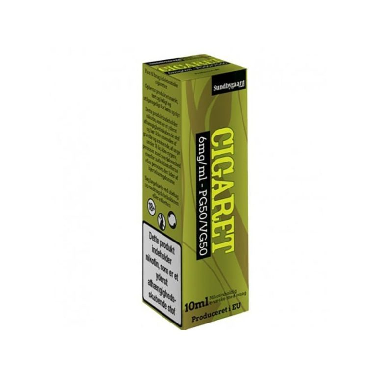Sundbygaard - Cigaret 10 ml