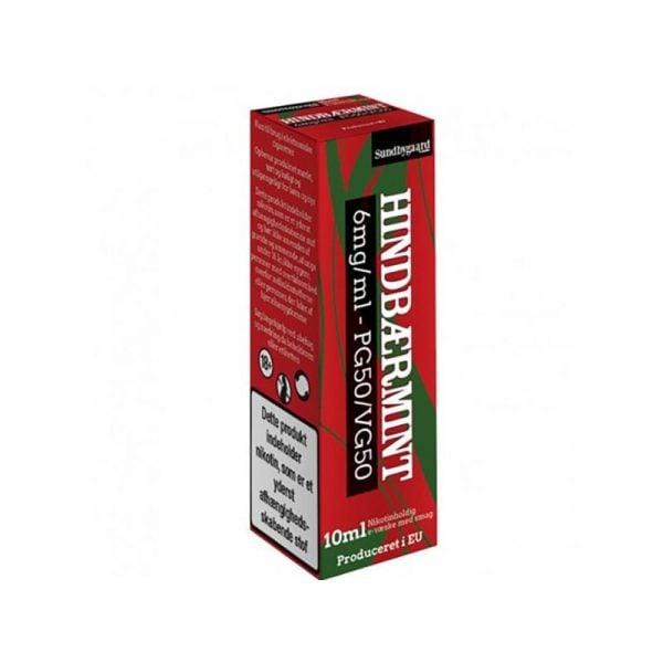 Sundbygaard - Hindbær Mint 10 ml