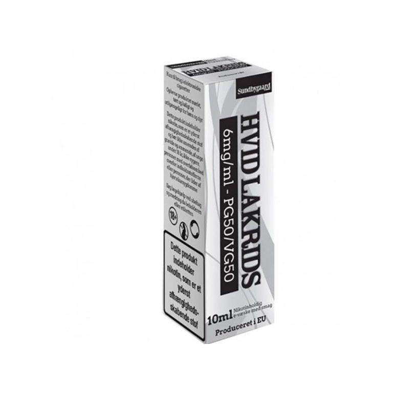 Sundbygaard - Hvid Lakrids 10 ml