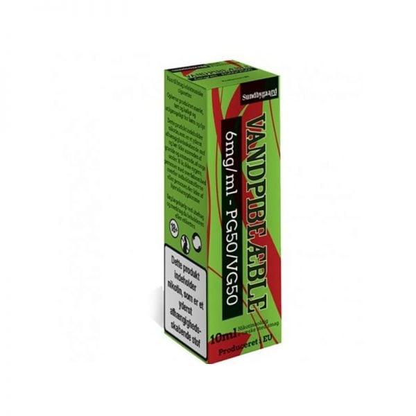 Sundbygaard - Vandpibe æble 10 ml