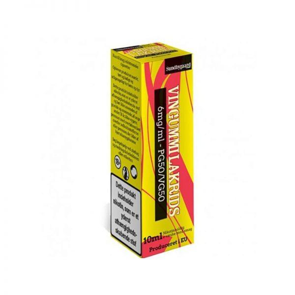 Sundbygaard - Vingummi Lakrids 10 ml