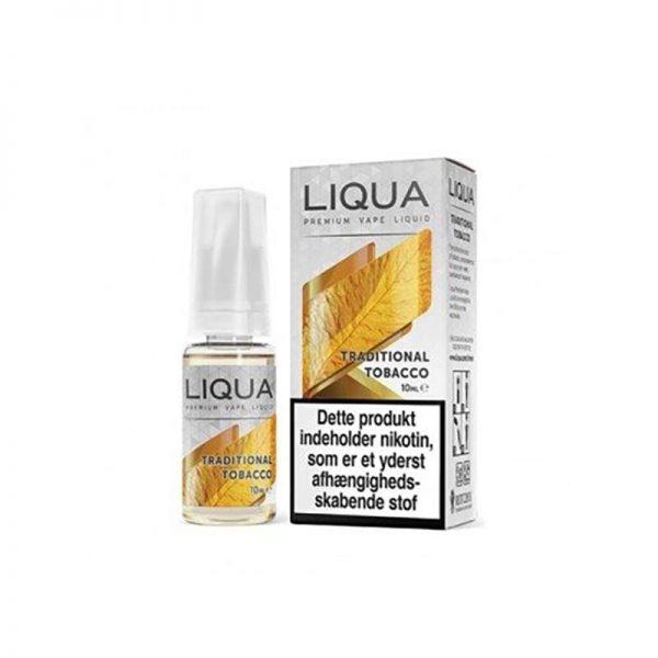 Liqua - Traditional Tobacco