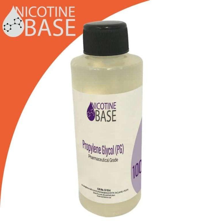 Propylene Glycol Base (PG)