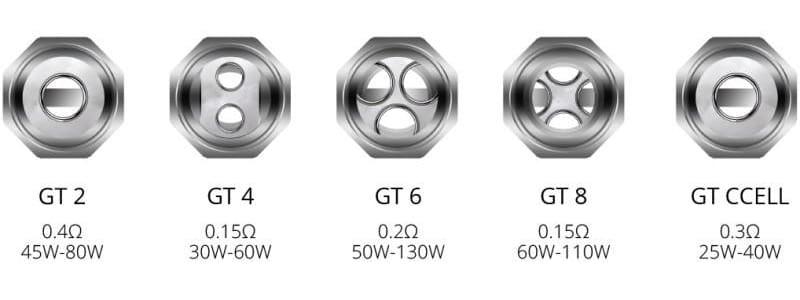 Vaporesso GT Coils 3 pcs