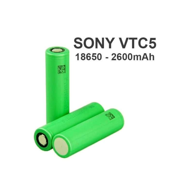 Sony 18650 VTC5 2600mAh