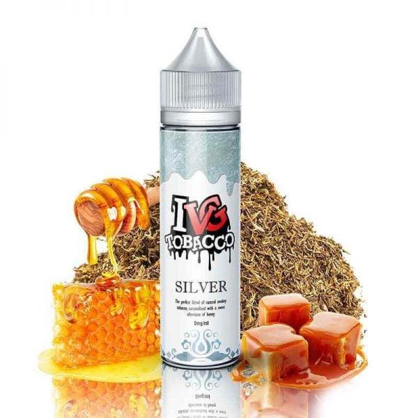 IVG - Tobacco - Silver 60ml