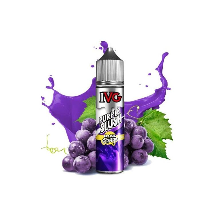 IVG - Classic - Purple Slush 60ml
