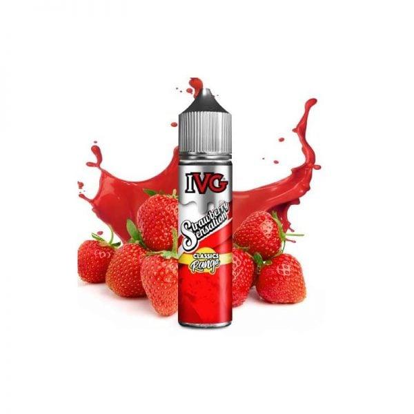 IVG - Classic - Strawberry Sensation 60ml