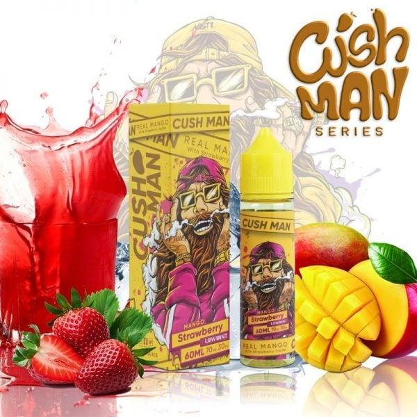 Nasty Juice - Cush Man - Mango Strawberry 60ml