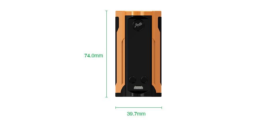 Wismec - Reuleaux RX GEN3 Dual 230W TC Box MOD