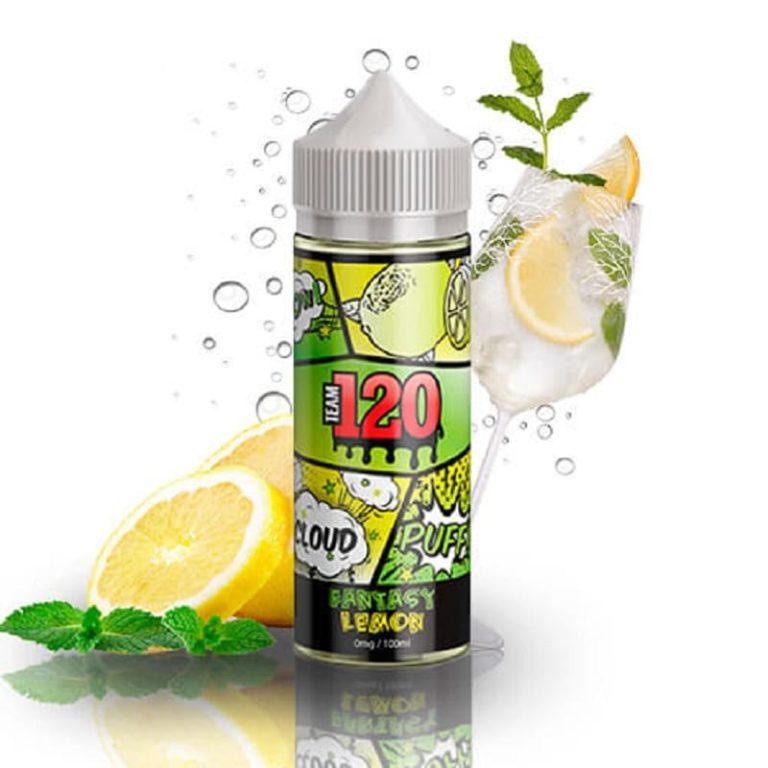 TEAM 120 - Fantasy Lemon 120ml