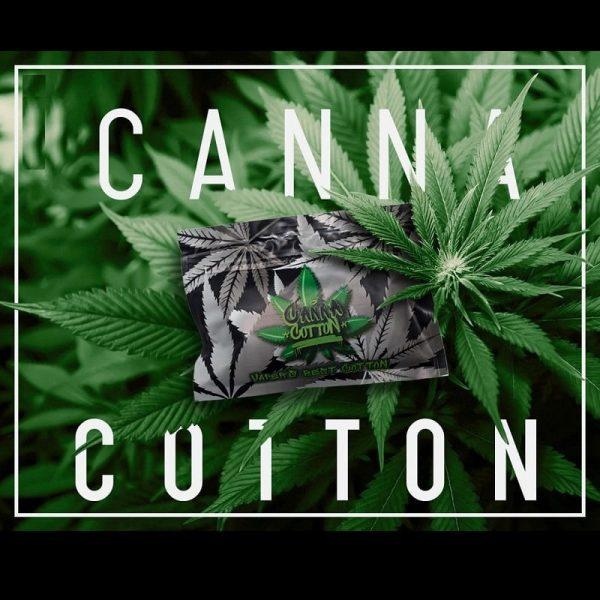 Canna Cotton HEMP VAPE COTTON