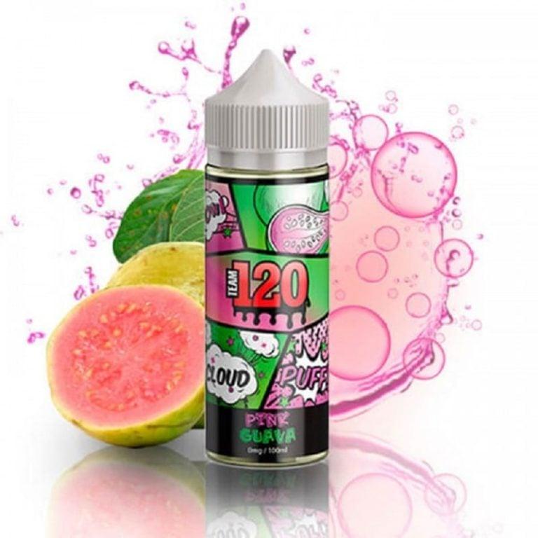 TEAM 120 - Pink Guava 120ml