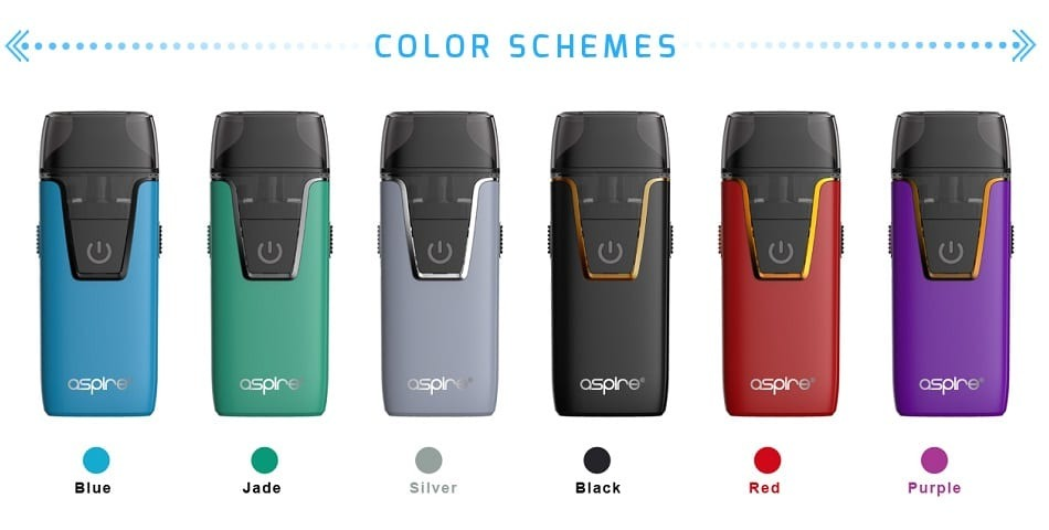 Aspire Nautilus Aio Starter Kit 1000mah Just Vape