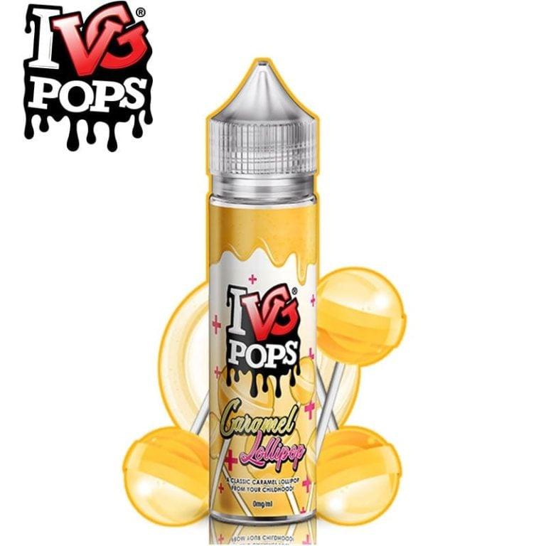 IVG - Pops - Caramel Lollipop 60ml