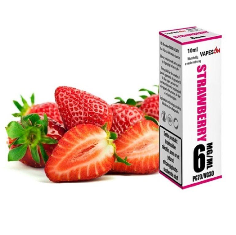 Vapeson Strawberry 10ml