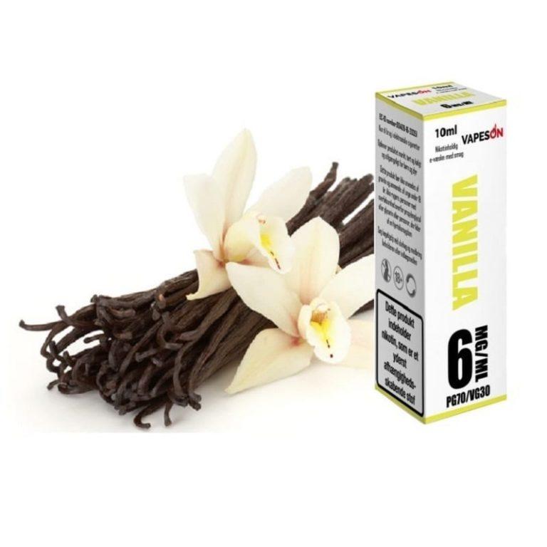Vapeson Vanilla 10ml