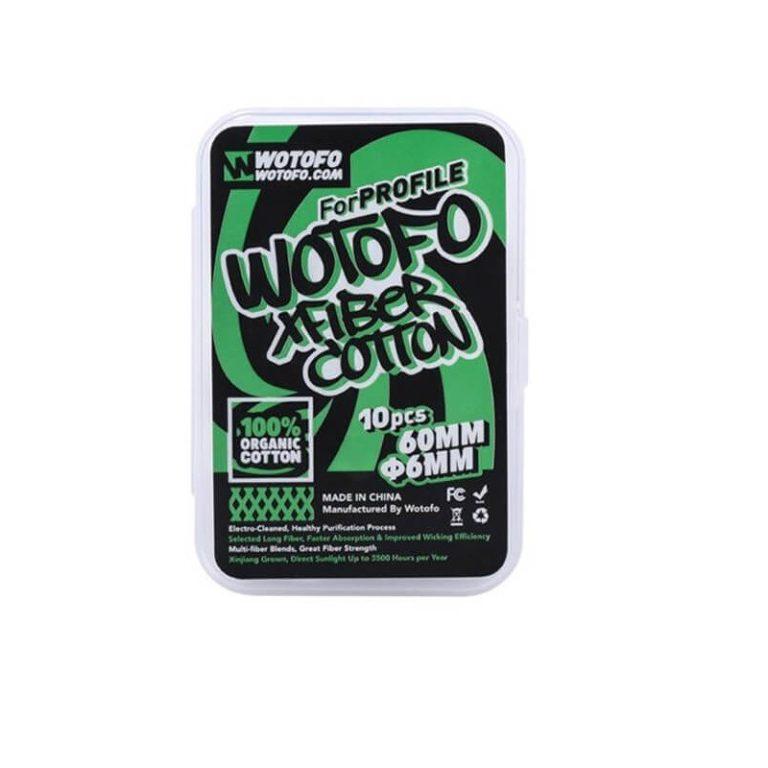 Wotofo - Pre-Built Cotton