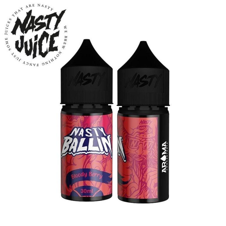 Nasty Juice Aroma - Bloody Berry 30ml