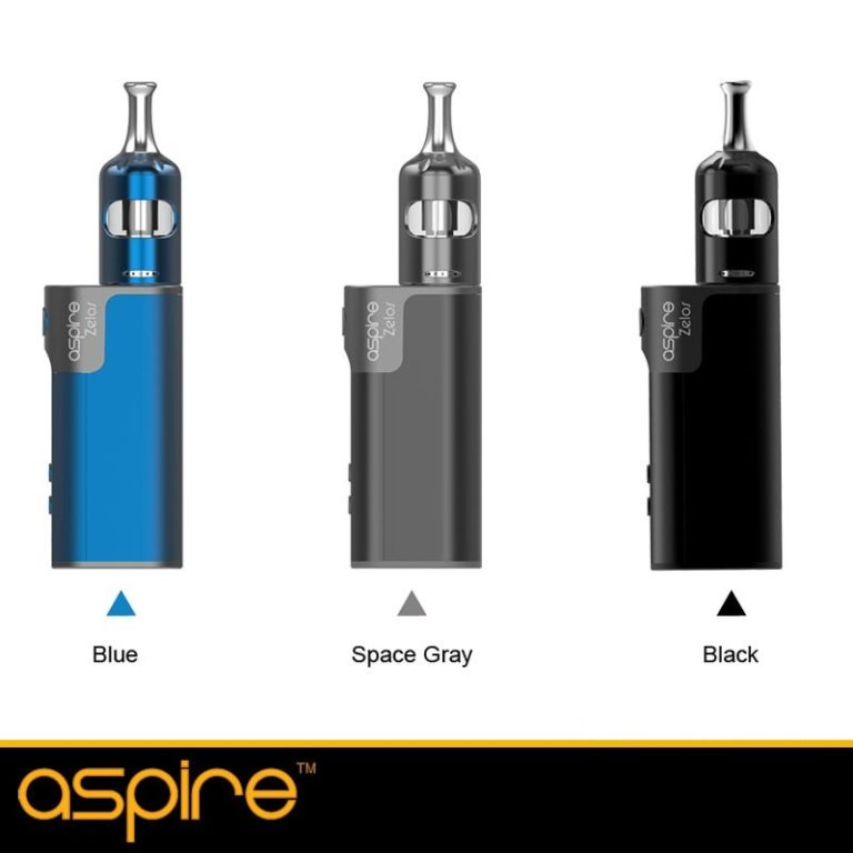 Aspire - Zelos 50W 2.0 with Nautilus 2S Kit 2ml