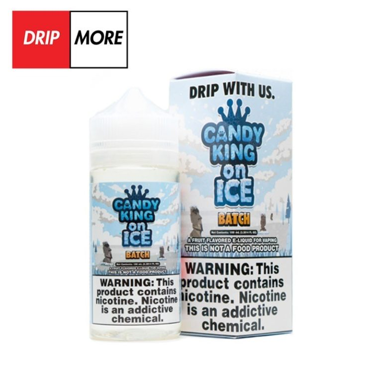 Candy King - Batch On Ice 120ml