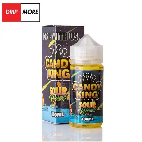 Candy King - Worms 120ml