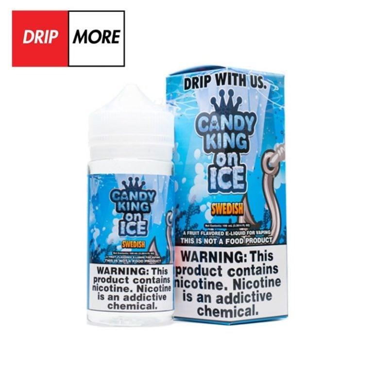 Candy King - Swedish On Ice 120ml