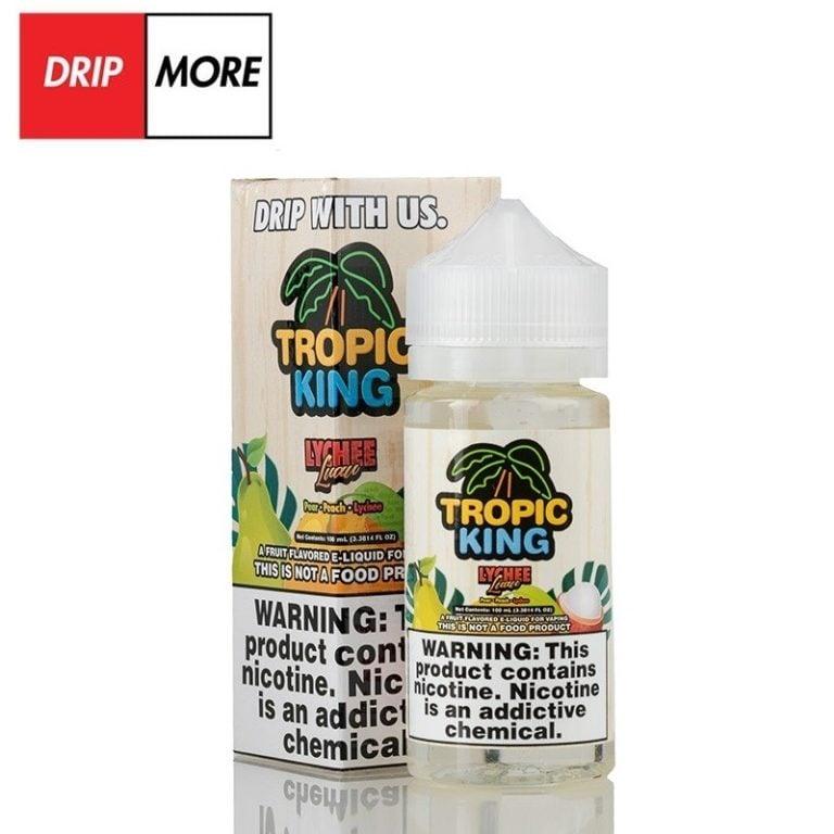 Tropic King - Lychee Luau 120ml