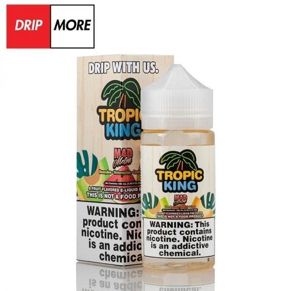 Tropic King - Mad Melon 120ml