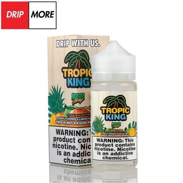 Tropic King - Maui Mango 120ml
