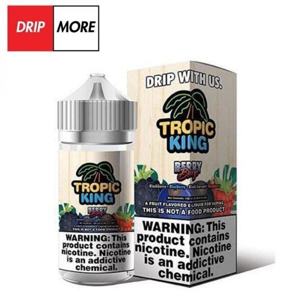 Tropic King - Berry Breeze 120ml
