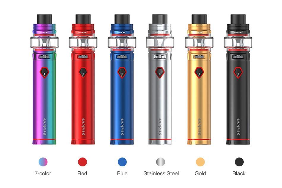 Smok Stick V9 starter kit med 2 ml TFV-Mini V2