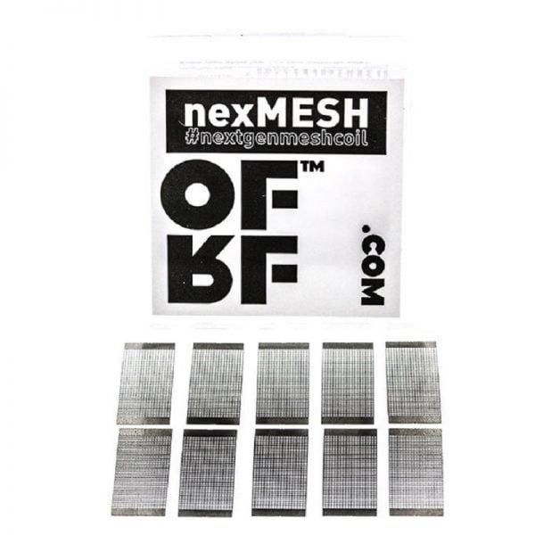 OFRF - NexMesh Coil