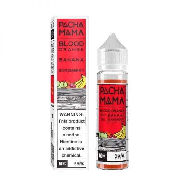 Charlie's Chalk Dust - Pachamama - Blood Orange Banana Gooseberry 60ml