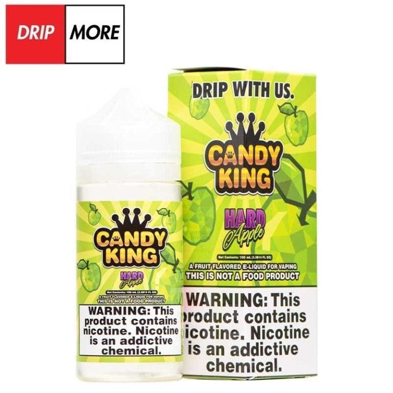 Candy King - Hard Apple 120ml