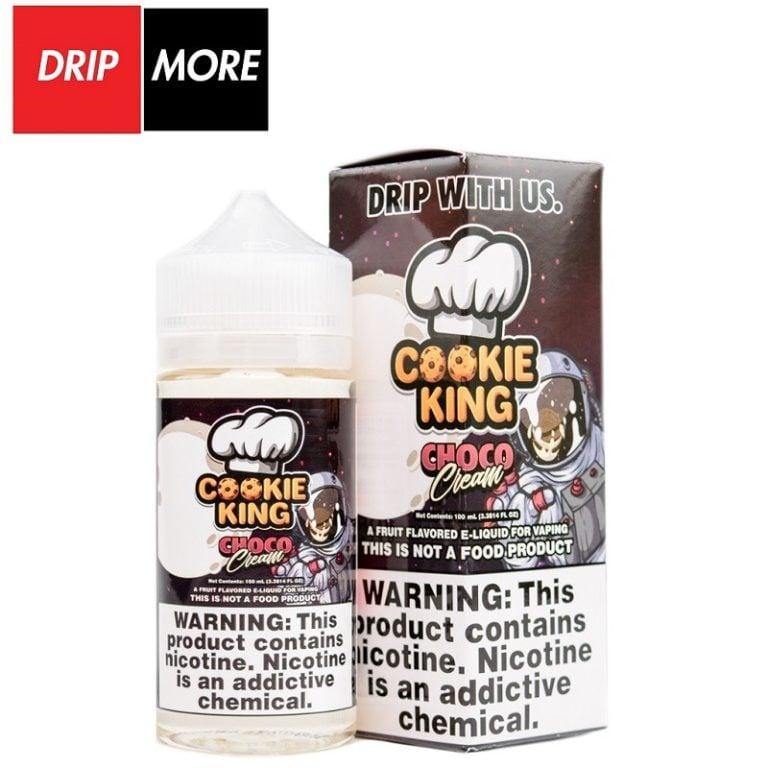 Cookie King - Choco Cream 120ml