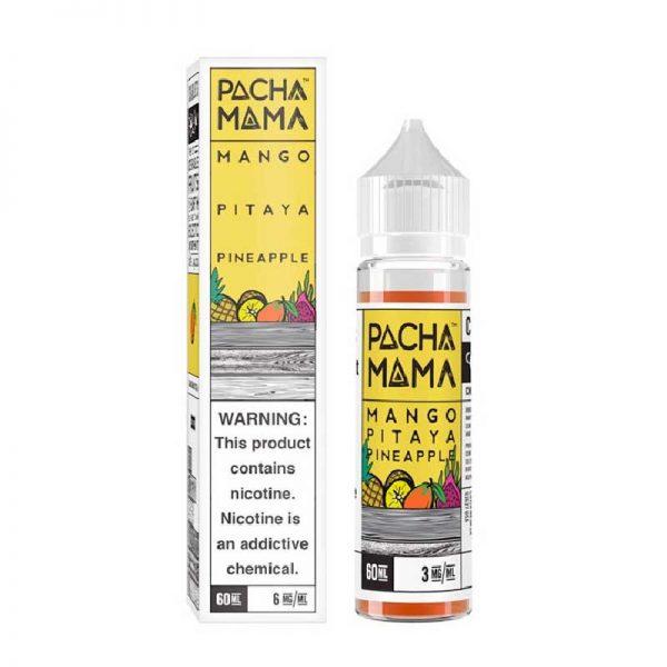 Charlie's Chalk Dust - Pachamama - Mango Pitaya Pineapple 60ml