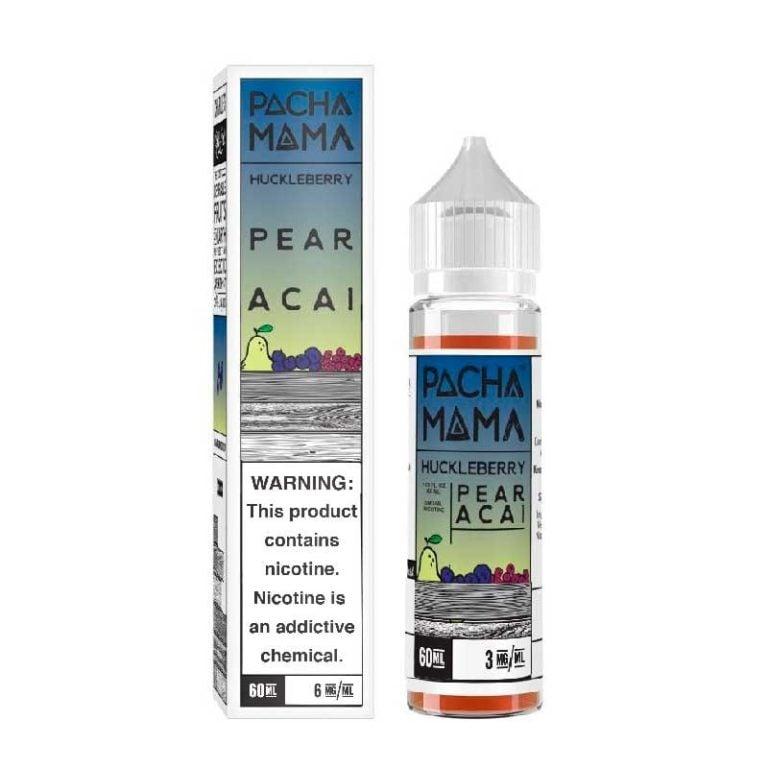 Charlie's Chalk Dust - Pachamama - Huckleberry Pear Acai 60ml