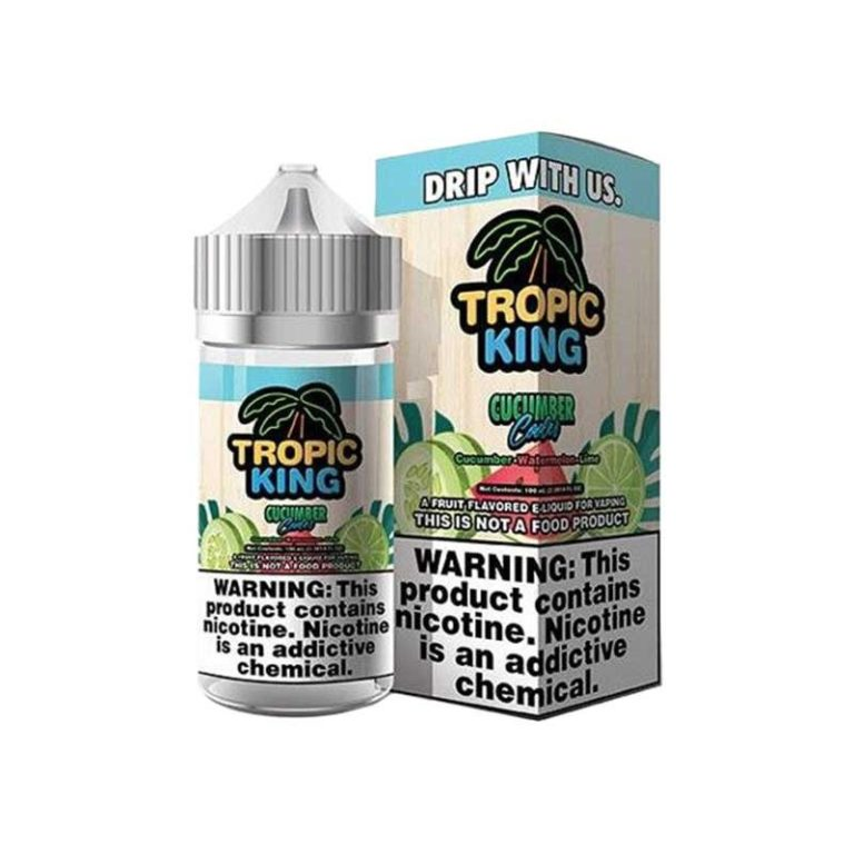 Tropic King - Cucumber Cooler 120ml
