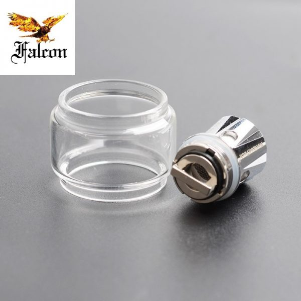HorizonTech - Falcon King Bubble Glass WITH M1+ COIL