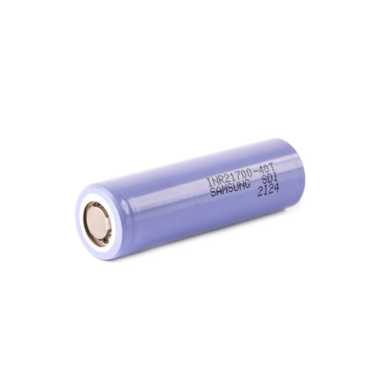 Samsung 40T 21700 4000mAh 35A Batteri - INR21700-40T