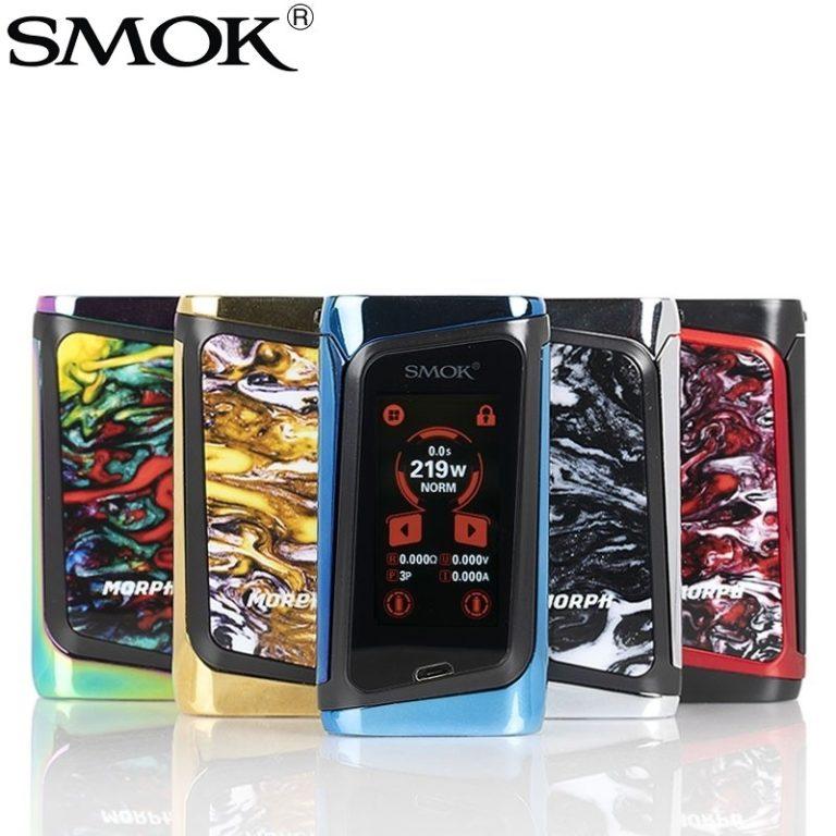 SMOK MORPH 219 Touch Screen TC Box MOD