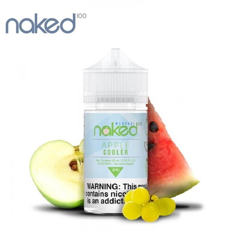 NAKED - APPLE COOLER 60ml
