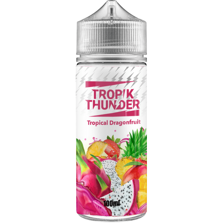 Tropik Thunder - Dragon Fruit 120ml