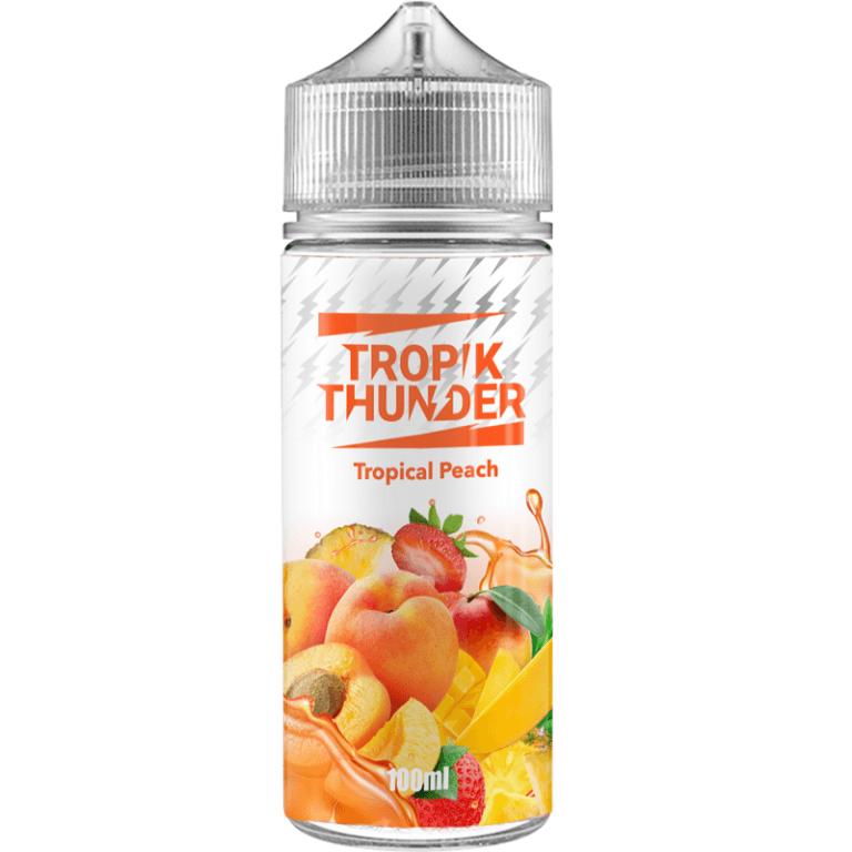 Tropik Thunder - Peach 120ml