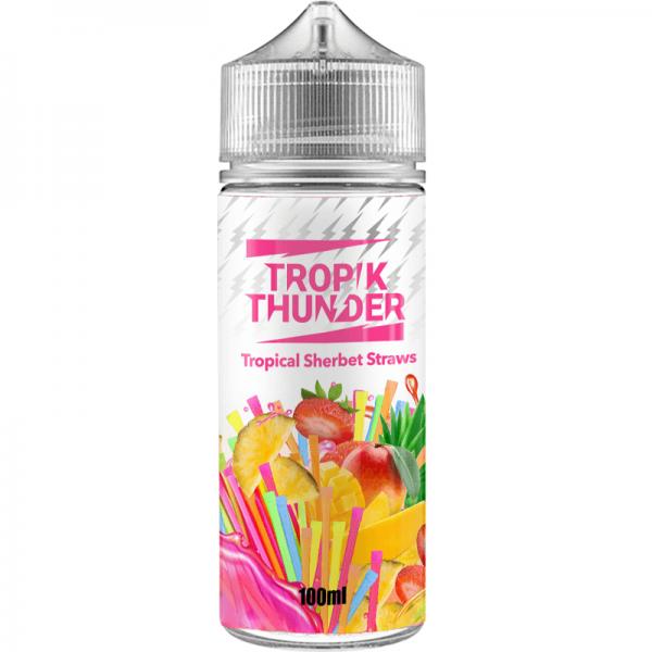Tropik Thunder - cannucce Sherbert 120ml